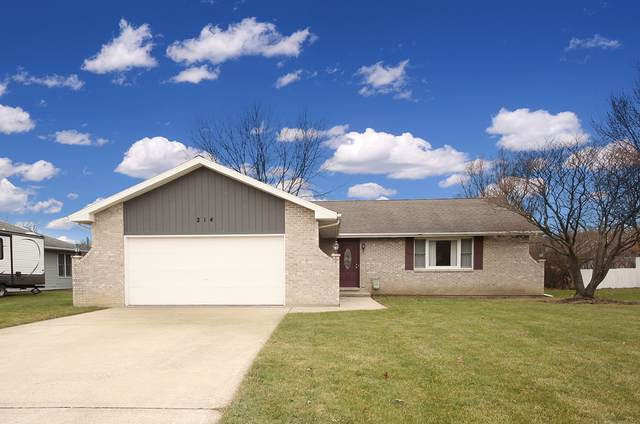 214 Valley View Drive, Seneca, IL 61360 (MLS #10588244) :: Baz Realty Network | Keller Williams Elite