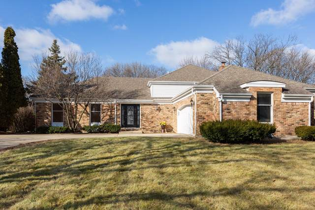 152 Saddle Brook Drive, Oak Brook, IL 60523 (MLS #10588293) :: Property Consultants Realty