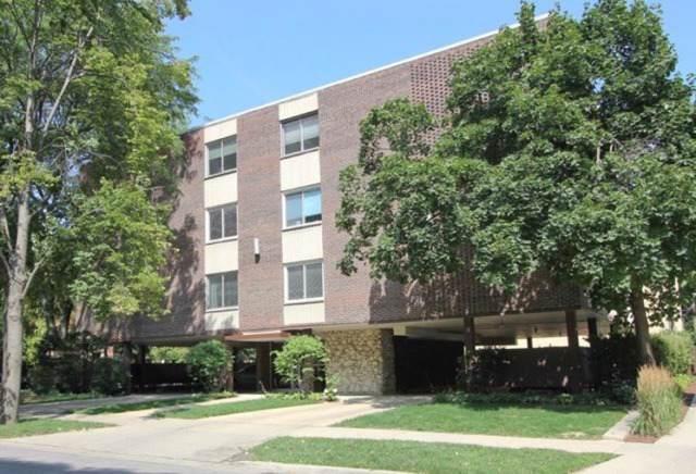 200 Home Avenue 3A, Oak Park, IL 60302 (MLS #10588317) :: Ryan Dallas Real Estate