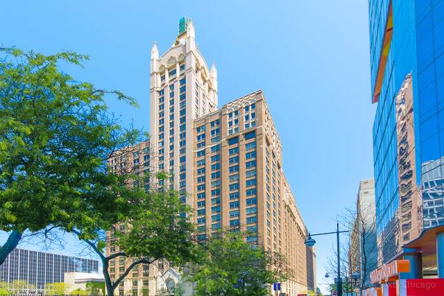 680 N Lake Shore Drive #1206, Chicago, IL 60611 (MLS #10588325) :: Helen Oliveri Real Estate