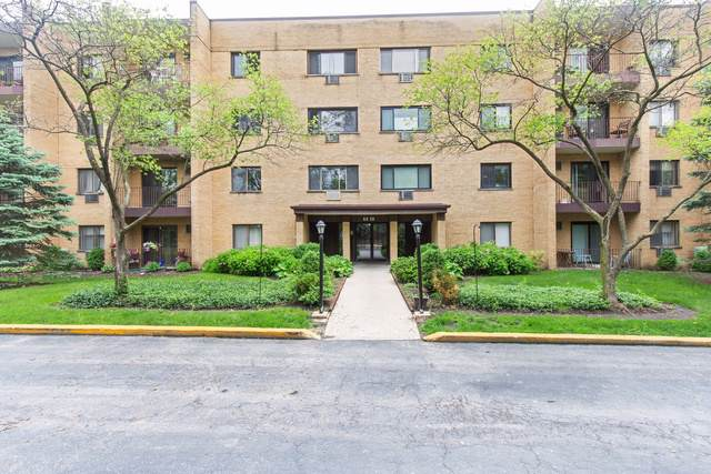 6630 S Brainard Avenue #307, Countryside, IL 60525 (MLS #10588365) :: The Wexler Group at Keller Williams Preferred Realty