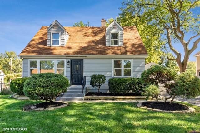 8733 Newland Avenue, Oak Lawn, IL 60453 (MLS #10588380) :: The Wexler Group at Keller Williams Preferred Realty
