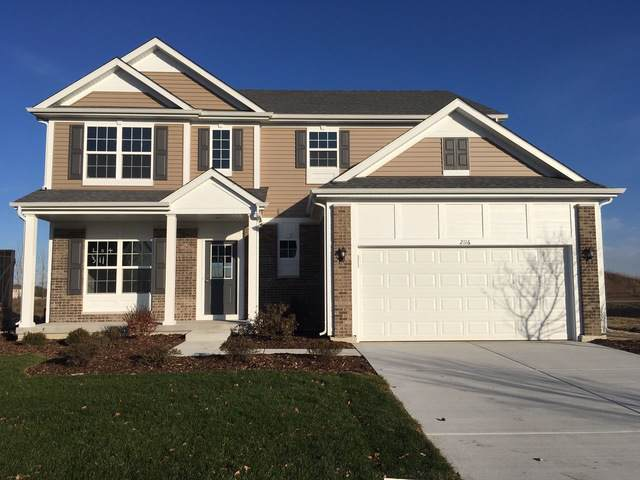 2116 Daly Lane, Plainfield, IL 60586 (MLS #10588387) :: The Wexler Group at Keller Williams Preferred Realty