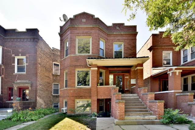 3330 N Avers Avenue, Chicago, IL 60618 (MLS #10588430) :: LIV Real Estate Partners