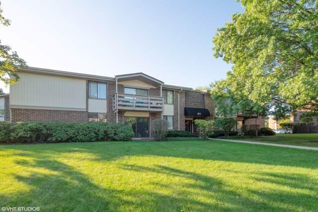 471 Raintree Court 1A, Glen Ellyn, IL 60137 (MLS #10588442) :: Property Consultants Realty