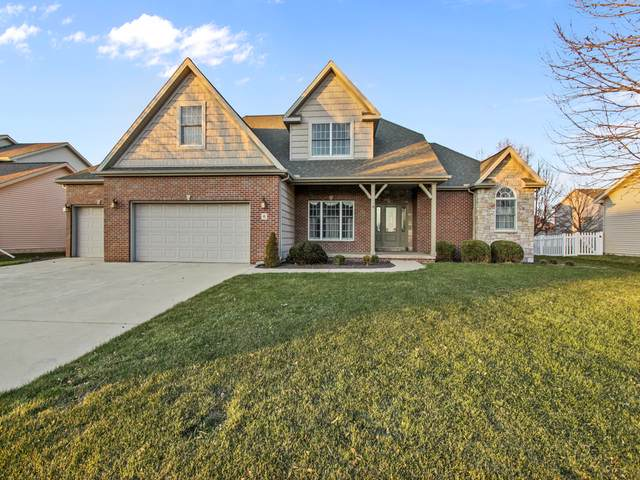 6 Deerfield Court, Bloomington, IL 61705 (MLS #10588449) :: Janet Jurich