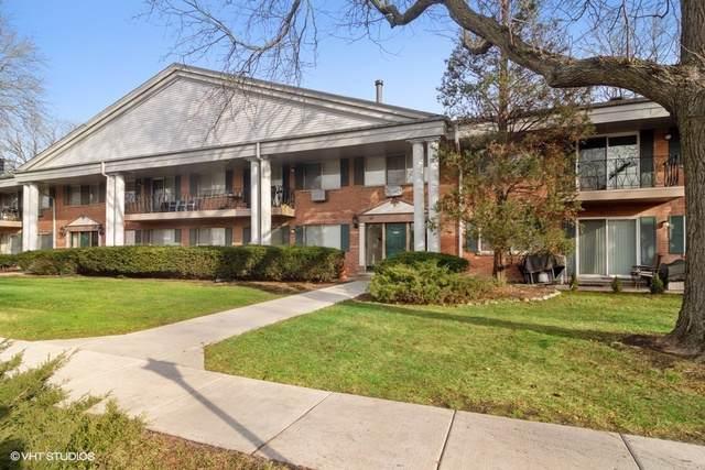 2403 S Goebbert Road F204, Arlington Heights, IL 60005 (MLS #10588518) :: Helen Oliveri Real Estate