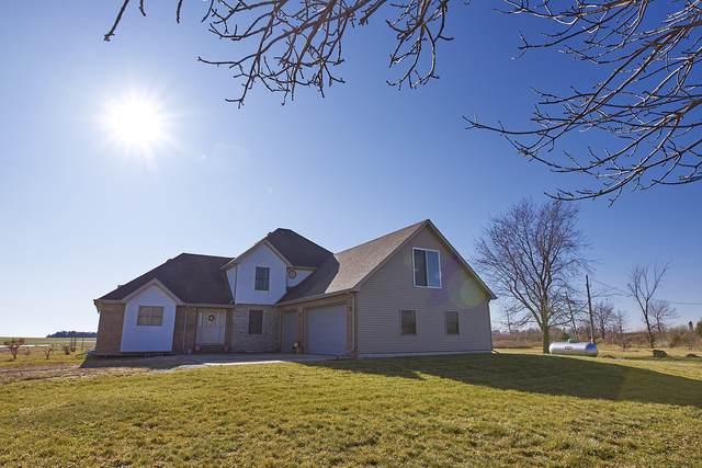 21445 N 1817 East Road, Pontiac, IL 61764 (MLS #10588543) :: Angela Walker Homes Real Estate Group