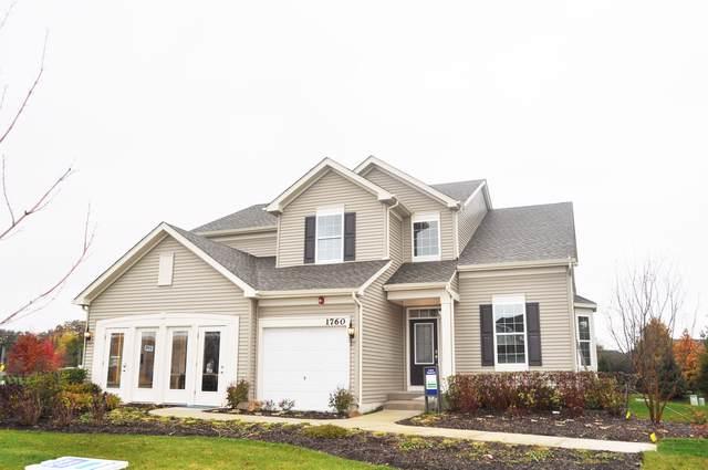 1760 Newberry Lane, Hoffman Estates, IL 60192 (MLS #10588560) :: LIV Real Estate Partners