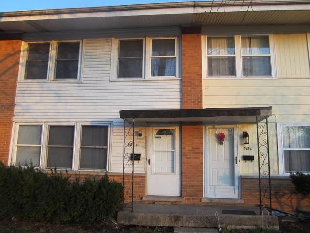 547 Lynn Court D, Glendale Heights, IL 60139 (MLS #10588587) :: Baz Realty Network | Keller Williams Elite