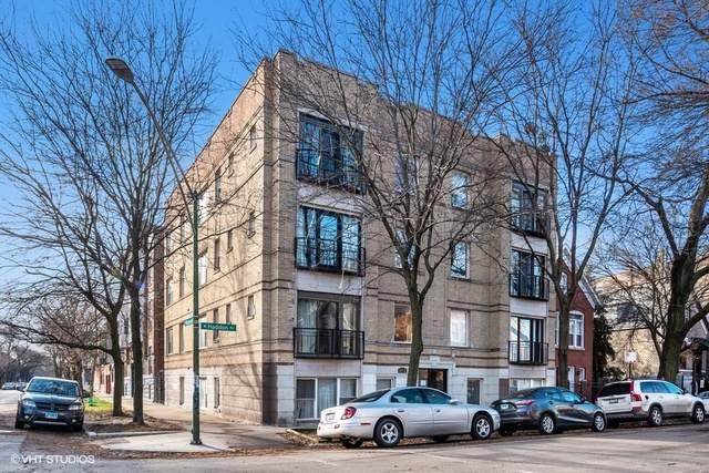 2601 W Haddon Avenue 2W, Chicago, IL 60622 (MLS #10588642) :: Property Consultants Realty