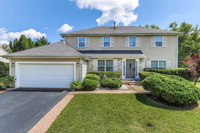 503 Edinburgh Lane, West Dundee, IL 60118 (MLS #10588661) :: LIV Real Estate Partners
