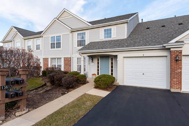 13817 S Bristlecone Lane B, Plainfield, IL 60544 (MLS #10588686) :: The Wexler Group at Keller Williams Preferred Realty