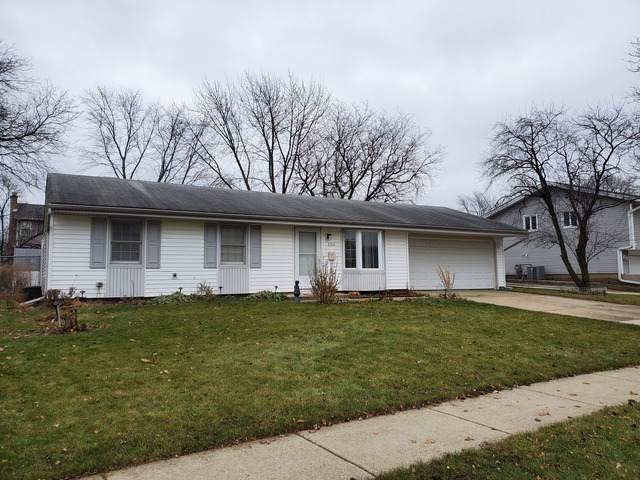 204 W Hartford Drive, Schaumburg, IL 60193 (MLS #10588722) :: The Wexler Group at Keller Williams Preferred Realty