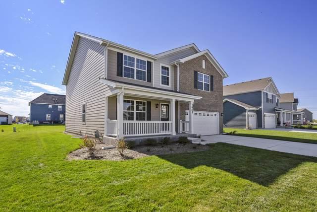 1805 Moran Drive, Shorewood, IL 60404 (MLS #10588728) :: The Perotti Group | Compass Real Estate