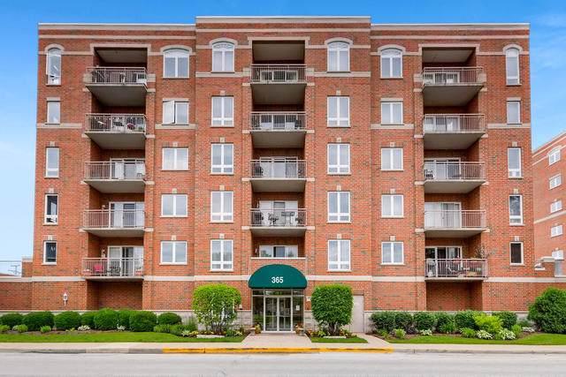 365 Graceland Avenue #606, Des Plaines, IL 60016 (MLS #10588731) :: The Mattz Mega Group