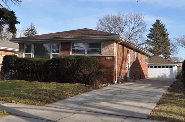 1871 Ash Street, Des Plaines, IL 60018 (MLS #10588748) :: The Mattz Mega Group