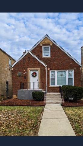 10541 S Peoria Street, Chicago, IL 60643 (MLS #10588790) :: Helen Oliveri Real Estate