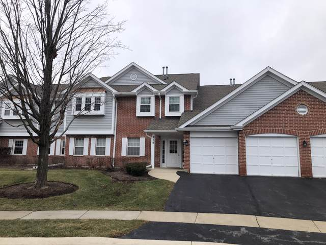 216 Westminster Court A, Schaumburg, IL 60193 (MLS #10588791) :: LIV Real Estate Partners