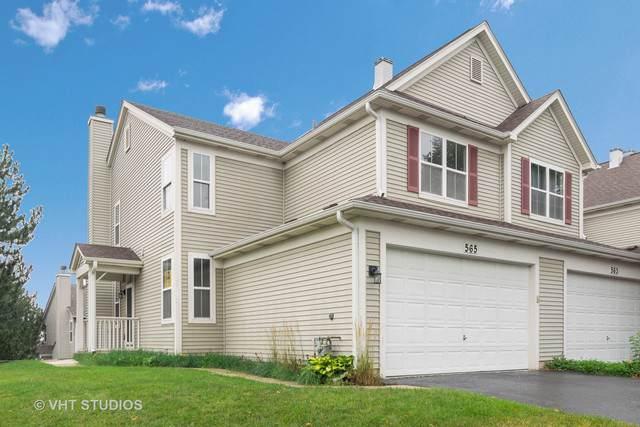 565 Peregrine Parkway C, Bartlett, IL 60103 (MLS #10588821) :: LIV Real Estate Partners