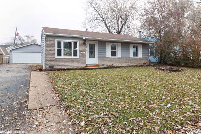 308 Geissler Street, Lockport, IL 60441 (MLS #10588841) :: The Wexler Group at Keller Williams Preferred Realty