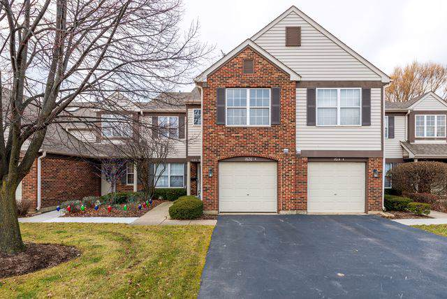 1620 Grove Avenue B, Schaumburg, IL 60193 (MLS #10588875) :: The Wexler Group at Keller Williams Preferred Realty