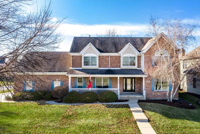 3119 Tall Grass Drive, Naperville, IL 60564 (MLS #10588918) :: The Wexler Group at Keller Williams Preferred Realty