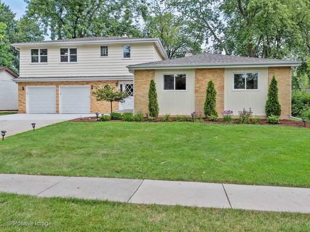 540 Milton Lane W, Hoffman Estates, IL 60169 (MLS #10588920) :: Lewke Partners