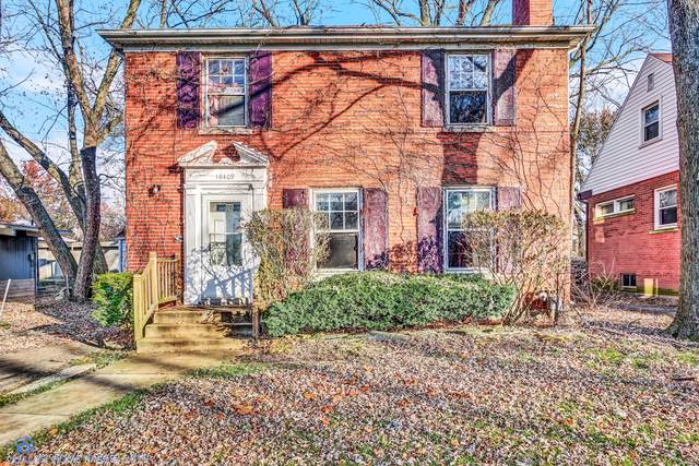 18409 Stewart Avenue, Homewood, IL 60430 (MLS #10588928) :: The Wexler Group at Keller Williams Preferred Realty