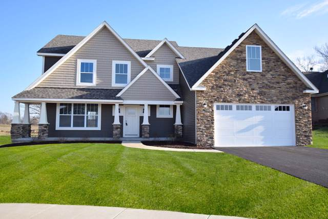 LOT 152 Coventry Circle N, Sycamore, IL 60178 (MLS #10588940) :: Ani Real Estate