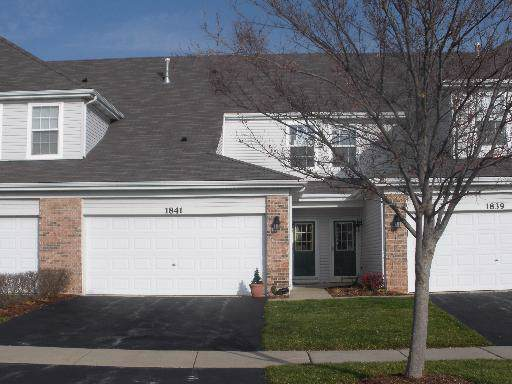 1841 Golden Gate Lane, Naperville, IL 60563 (MLS #10589002) :: The Wexler Group at Keller Williams Preferred Realty
