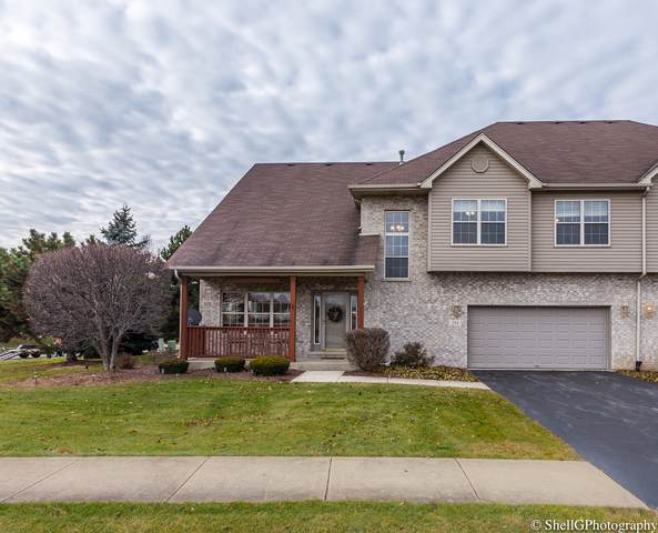 239 Clover Ridge Drive 4D, Lockport, IL 60441 (MLS #10589007) :: The Wexler Group at Keller Williams Preferred Realty