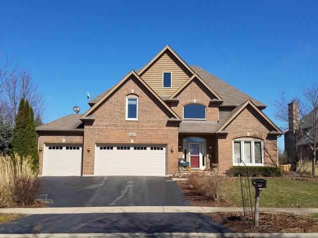 314 Flintlock Court, Oswego, IL 60543 (MLS #10589019) :: Littlefield Group