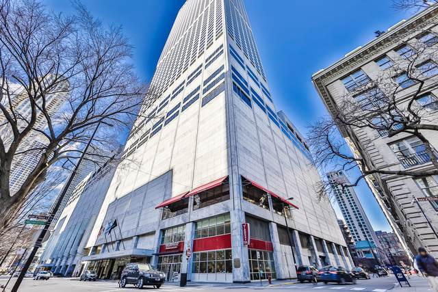 180 E Pearson Street #4603, Chicago, IL 60611 (MLS #10589064) :: The Wexler Group at Keller Williams Preferred Realty