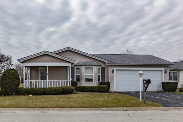 606 Filly Lane, Grayslake, IL 60030 (MLS #10589080) :: Berkshire Hathaway HomeServices Snyder Real Estate