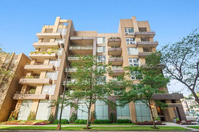 5430 N Sheridan Road #708, Chicago, IL 60640 (MLS #10589104) :: The Wexler Group at Keller Williams Preferred Realty
