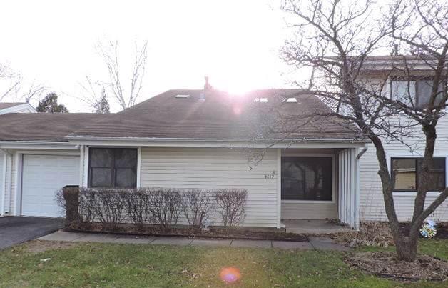 1517 E Silver Strand Circle, Palatine, IL 60074 (MLS #10589110) :: Helen Oliveri Real Estate