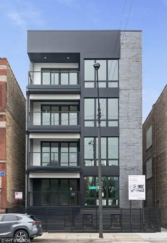 1437 W Grand Avenue 2S, Chicago, IL 60642 (MLS #10589141) :: LIV Real Estate Partners