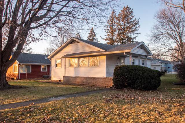 503 Orchard Street, Danville, IL 61832 (MLS #10589194) :: Property Consultants Realty