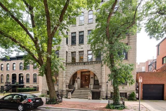 551 W Belden Avenue 3RW, Chicago, IL 60614 (MLS #10589229) :: LIV Real Estate Partners