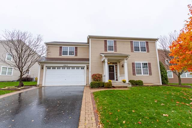 443 Mooresfield Street, Elgin, IL 60124 (MLS #10589241) :: Property Consultants Realty