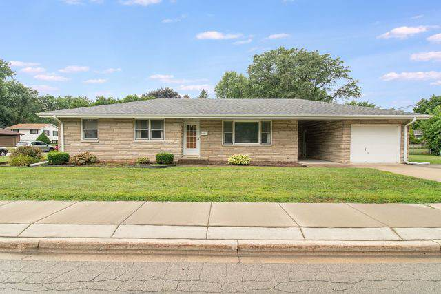 2301 Mayfield Avenue, Joliet, IL 60435 (MLS #10589251) :: The Wexler Group at Keller Williams Preferred Realty