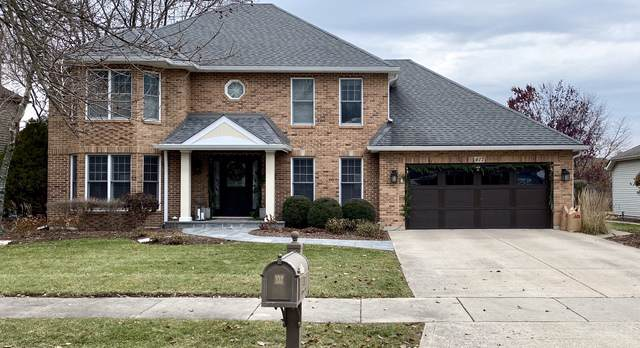417 Flock Avenue, Naperville, IL 60565 (MLS #10589272) :: The Wexler Group at Keller Williams Preferred Realty