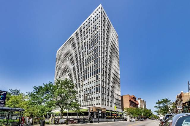 444 W Fullerton Parkway #806, Chicago, IL 60614 (MLS #10589275) :: Ani Real Estate