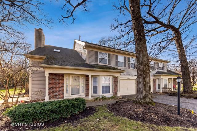 879 N Shady Oaks Drive, Elgin, IL 60120 (MLS #10589284) :: The Dena Furlow Team - Keller Williams Realty