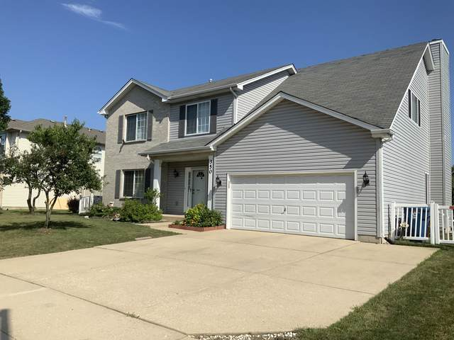 350 Polo Club Drive, Glendale Heights, IL 60139 (MLS #10589314) :: Lewke Partners