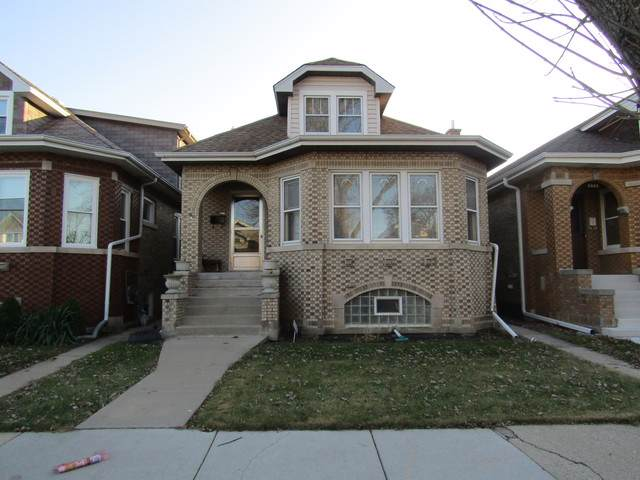 6043 W Fletcher Street, Chicago, IL 60634 (MLS #10589381) :: Littlefield Group