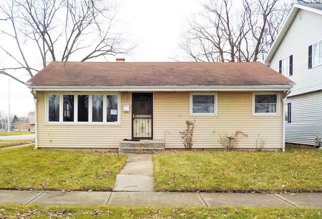 8844 S 51st Avenue, Oak Lawn, IL 60453 (MLS #10589382) :: The Wexler Group at Keller Williams Preferred Realty