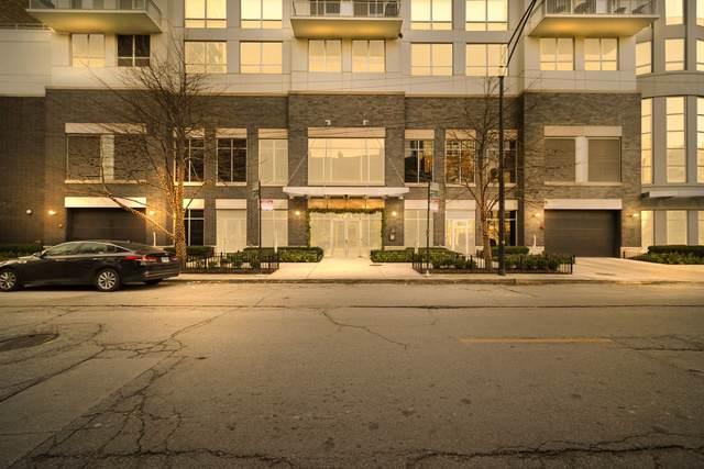 421 W Huron Street #801, Chicago, IL 60654 (MLS #10589413) :: Ani Real Estate