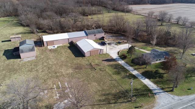 1732 N County Highway 27, Watseka, IL 60970 (MLS #10589456) :: The Wexler Group at Keller Williams Preferred Realty